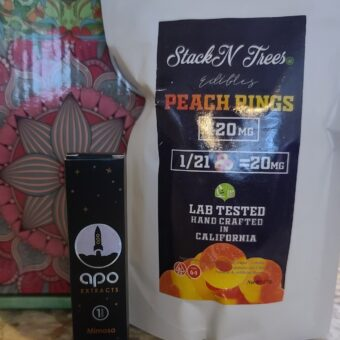 Stack N Trees Gummy Vape Pack