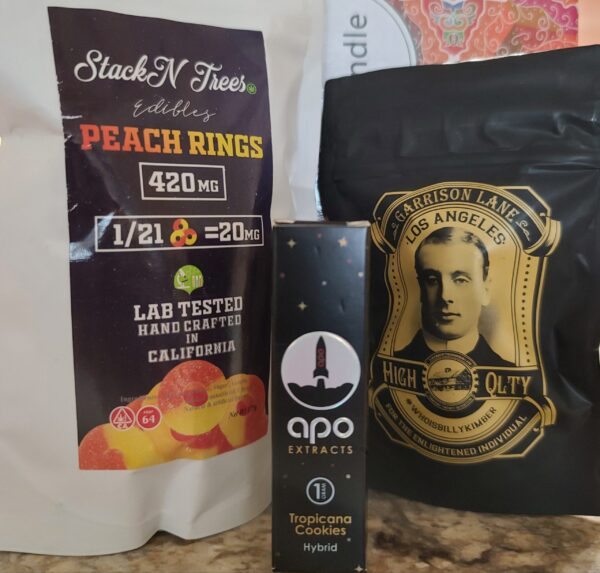 Edibles DC Threesome Pack