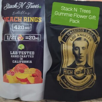 Stack N Trees Gummy Flower Pack