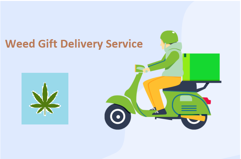Weed Gift Delivery in DC